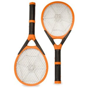 Rechargeable Mosquito Wasp Bug Fly Zapper Electric Swatter