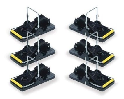 Snap-E Mouse Trap (6 Pack)