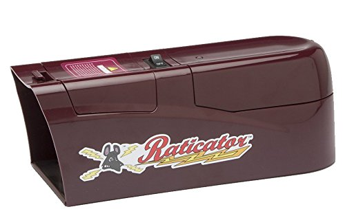 The Raticator S-Plus Battery Powered Electronic Rat Trap / Mouse Trap
