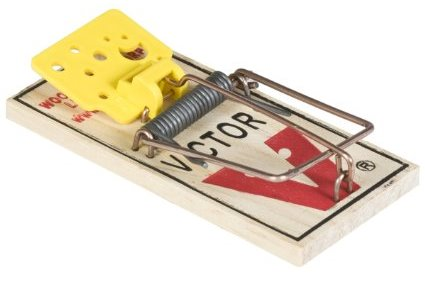 Victor Easy Set Mouse Trap M033 (12 Pack)