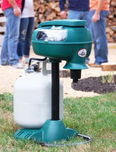 Why Propane Mosquito Traps work?